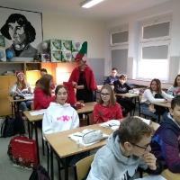 Święty Mikołaj w naszej szkole_1