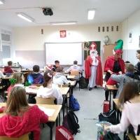 Święty Mikołaj w naszej szkole_2