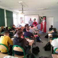 Święty Mikołaj w naszej szkole_4